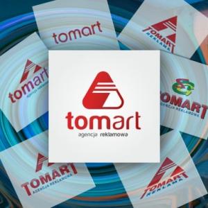 Nowe logo TOMARTU